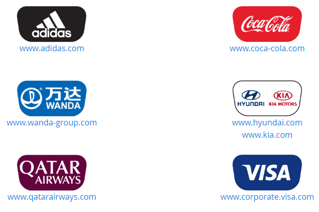 FIFA Women's World Cup Marketing Partners