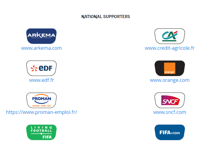 FIFA Women's World Cup Supporters